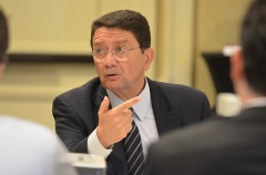 Taleb Rifai, UNWTO Secretary General speaks at the 2012 WYSTC High Level Policy Forum for Destinations