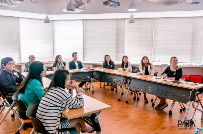Set the ball rolling with a focus group on youth travel in Asia