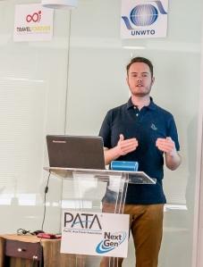 Peter Jordan - PATA youth focus group