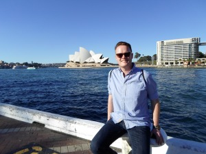 Sydney Harbour, May 2014