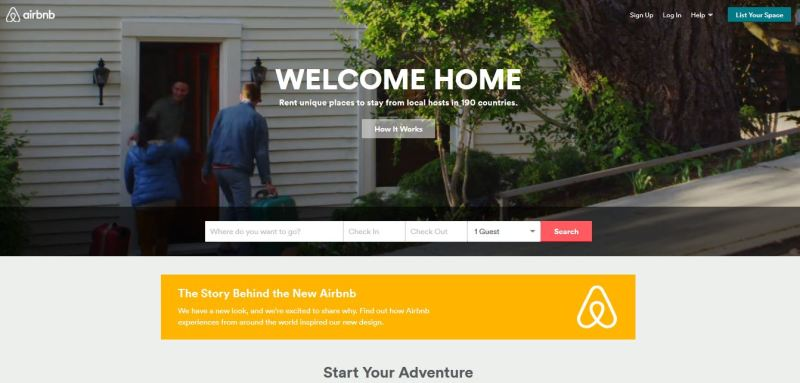 Airbnb August 2014