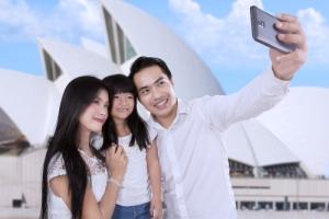 Millennials asiáticos