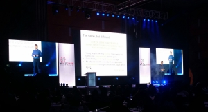 Presenting at MICECON Manila